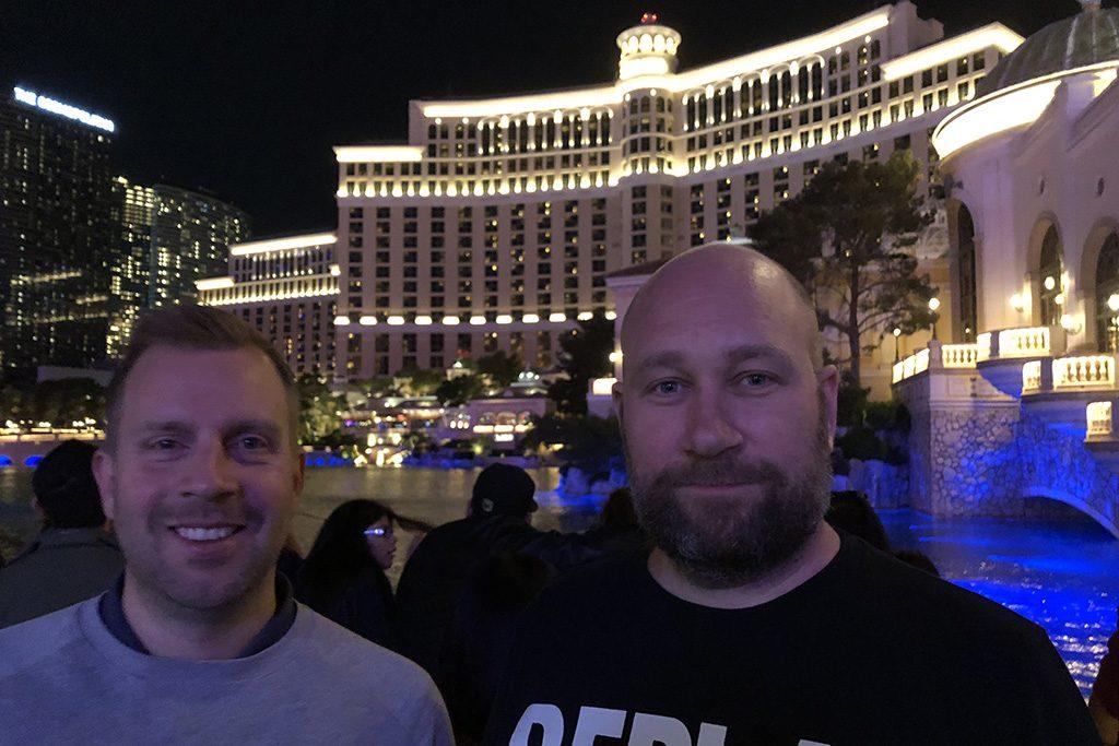 AWS re:invent 2018 in Las Vegas