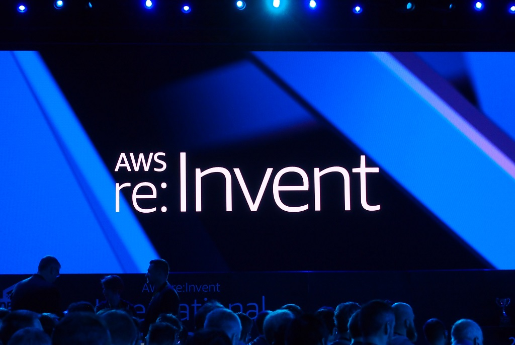 Conference AWS re:Invent 2018 Las Vegas Mathias Persson Delivery Manager