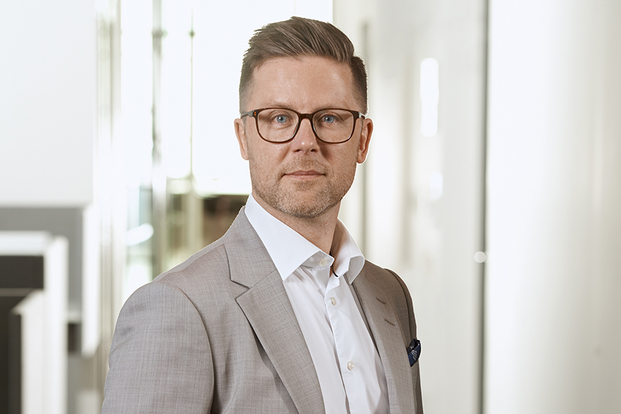 Erik Björhäll CEO System Verification